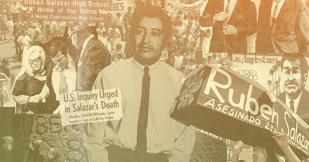 The Chicano Moratorium: 50 years later - cover