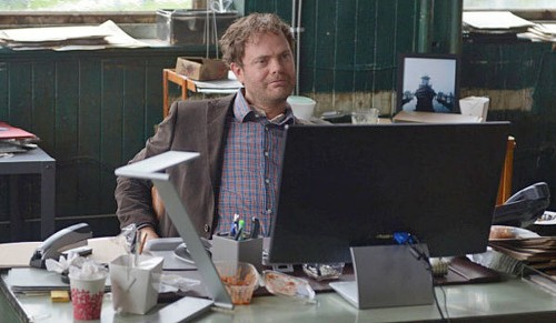 Rainn Wilson detective series 'Backstrom' gets 13 episodes on Fox