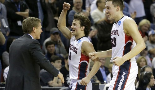 Gonzaga, soon to face UCLA in NCAA tournament, no stranger to Sweet 16