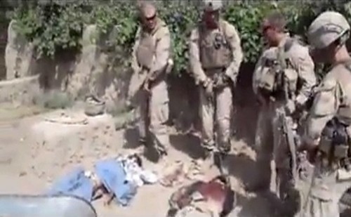 Former Marine in urination video found dead in North Carolina - Los Angeles Times