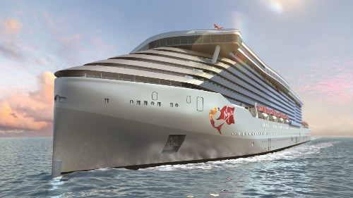 Here's what Virgin's first adults-only cruise ship will look like - Los Angeles Times