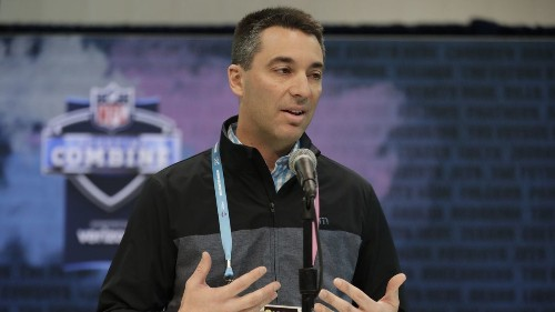 Chargers GM Tom Telesco, with No. 28 pick, isn't telegraphing NFL draft plans