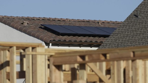 California officially becomes first state to require solar panels on new homes - Los Angeles Times