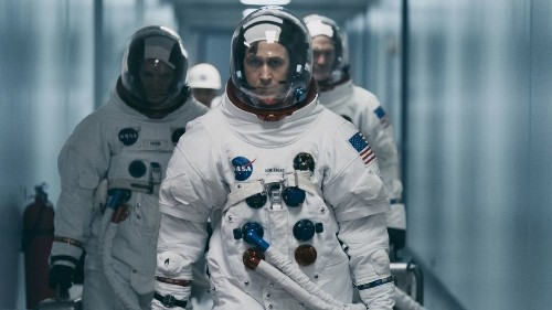 New video: 'First Man' is a spaceflight movie sure to endure - Los Angeles Times