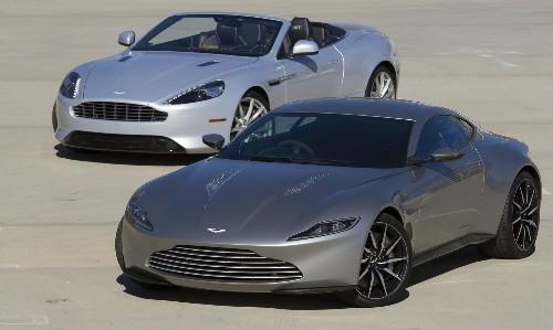 Is James Bond's 'Spectre' car, Aston Martin DB10, a hint of DB11?