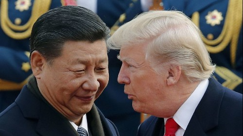 You called us, China reminds Trump as trade talks resume