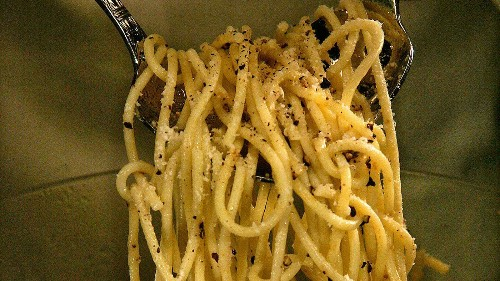 This three-ingredient pasta recipe could be the easiest dinner ever