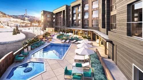 Is Mammoth ready for YotelPad? The micro hotel brand plans inexpensive vacation rentals in the Sierra ski town - Los Angeles Times
