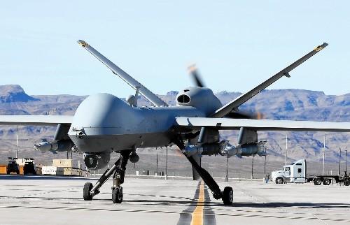 Air Force hires civilian drone pilots for combat patrols; critics question legality - Los Angeles Times