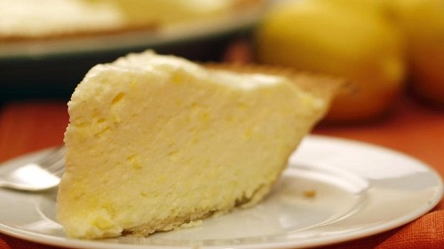 Make this lemon chiffon pie recipe your new go-to Thanksgiving dessert - Los Angeles Times