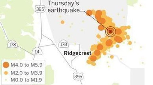 Earthquake aftershocks could last months or even years, scientists say