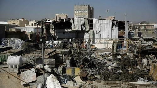 Trump's veto of the Yemen war resolution is a shocking rebuke of Congress