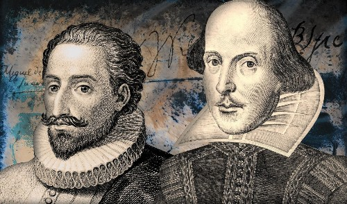 The secret connection between Cervantes and Shakespeare - Los Angeles Times