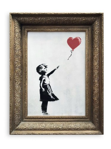 Banksy pranks auction by shredding million-dollar painting. Now it may be worth even more - Los Angeles Times
