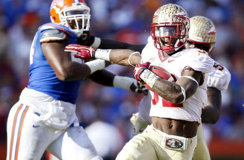 Florida State moves to No. 1 in latest college football polls