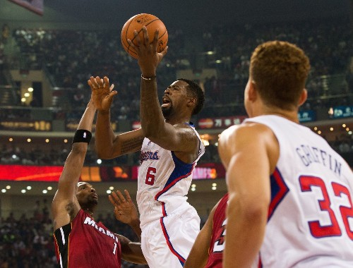 Clippers to get a taste of basketball-crazed China