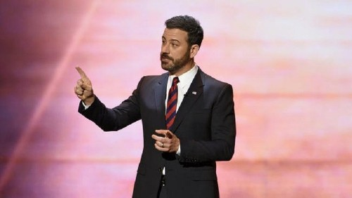 Is Jimmy Kimmel the right Oscars host for this Donald Trump moment?
