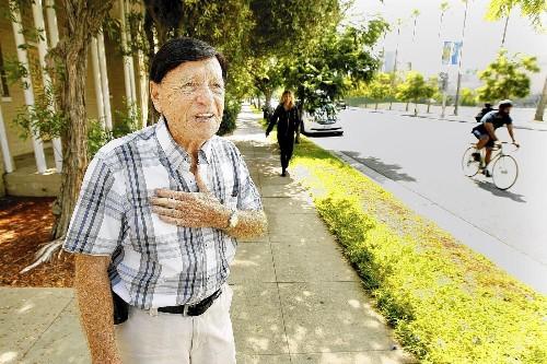 83-year-old good Samaritan scores a rare victory against City Hall