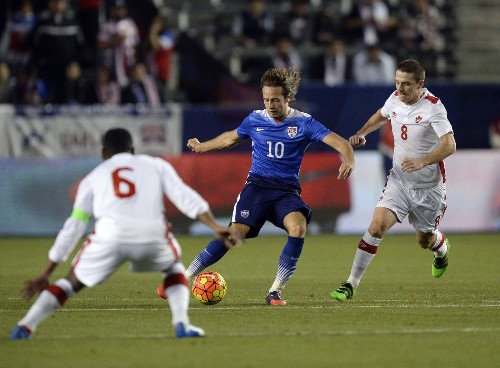 U.S. jumps two spots in FIFA world rankings