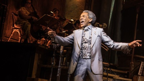 André De Shields just won his first Tony at 73. Here are 5 facts on his epic career