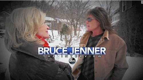 Bruce Jenner and the shifting dynamics of TV's transgender moment