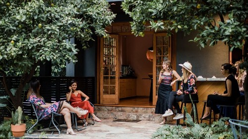 Mexico City trip's female focus highlights Frida Kahlo, food scene - Los Angeles Times