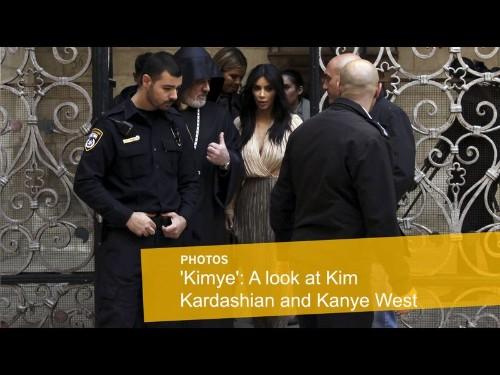 Kim Kardashian flaunts hand-painted Birkin handbag from Kanye West - Los Angeles Times