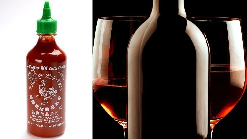 How to get a seat at this fancy Sriracha and wine tasting event
