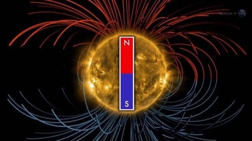 Sun's magnetic field is about to flip: What it means for Earth