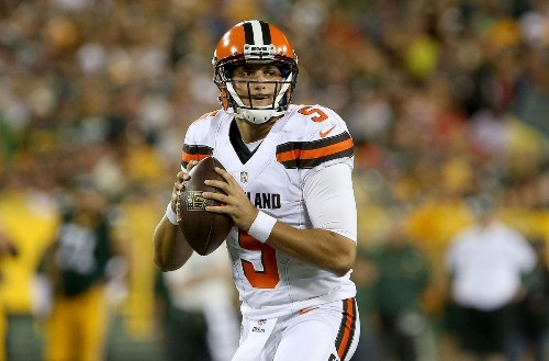 Cleveland Browns, New England Patriots already at the bottom of the quarterback barrel