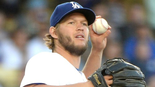 Dodgers' Clayton Kershaw could be rounding into Cy Young form - Los Angeles Times
