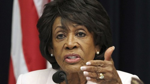 Maxine Waters to take aim at Wells Fargo and Deutsche Bank as new head of House Financial Services Committee - Los Angeles Times