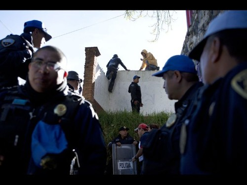 2 dead, dozens injured as gas explosion damages Mexican hospital