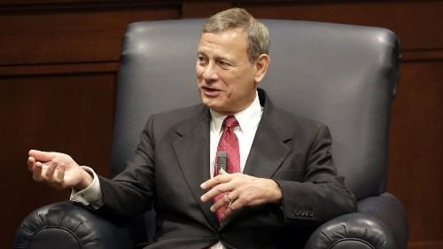 Supreme Court Justice John Roberts refuses to halt new ban on bump stocks