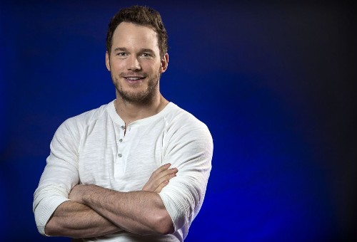 Chris Pratt enters a new galaxy with his winning brand of acting - Los Angeles Times