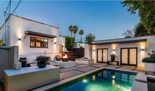 WeHo home of 'Suits' star Sarah Rafferty wears a $2.35-million price tag