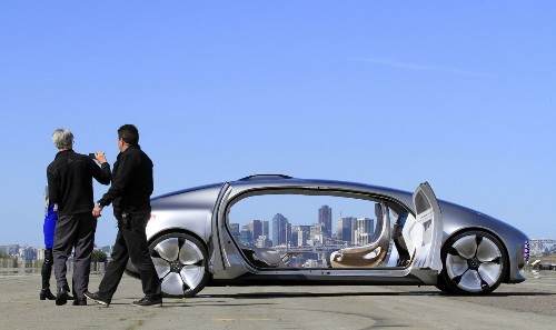 Passengers in robotic cars may be prone to motion sickness