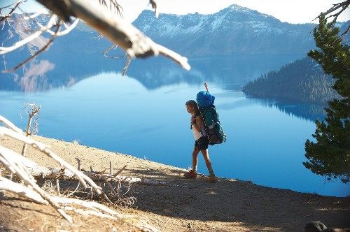 Hikes on the Pacific Crest Trail from the book (and now film) 'Wild'