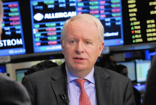 Allergan sale to Actavis thwarts takeover attempt by Valeant - Los Angeles Times