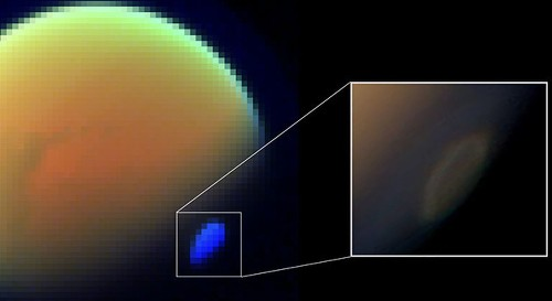 Yikes! This cloud on Saturn's moon Titan is made of icy poison - Los Angeles Times
