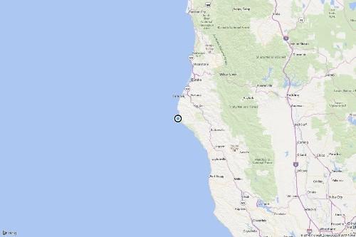 Earthquake: 3.0 quake strikes near Rio Dell, Calif.