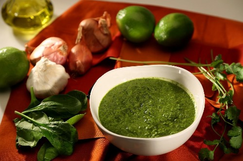 Salsa verde is green with possibilities as a sauce, dip or flavoring