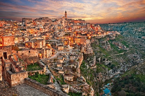 Matera, from Italy's national disgrace to European Cultural Capital