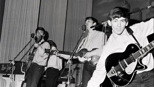 Escapes: Do you believe in yesterday? See Hamburg, the Beatles' racy proving grounds