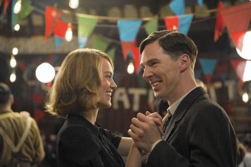 'Imitation Game' is Benedict Cumberbatch at his best