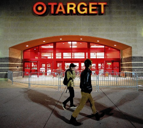 Target's tech chief quits after data breach