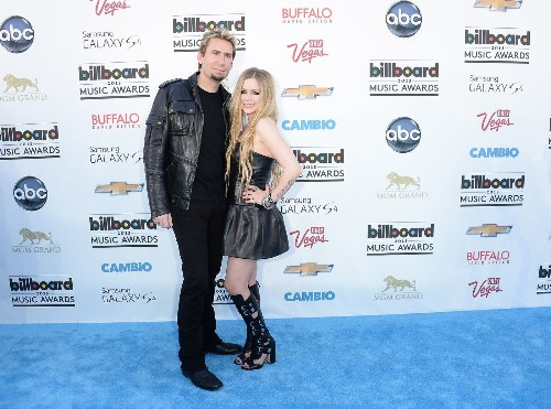 Rocker Avril Lavigne splits from Nickelback's Chad Kroeger after two years of marriage