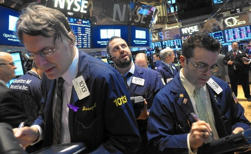 Wall Street keeping a close eye on wages