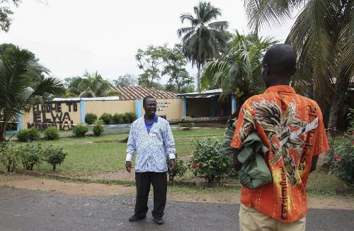 2 Liberians who got experimental Ebola medicine said to be improving