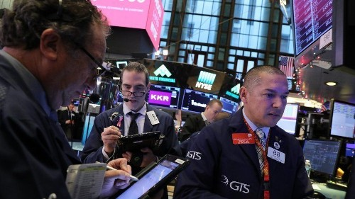 The stock market's severe drop: Normal pullback or an ominous sign? - Los Angeles Times
